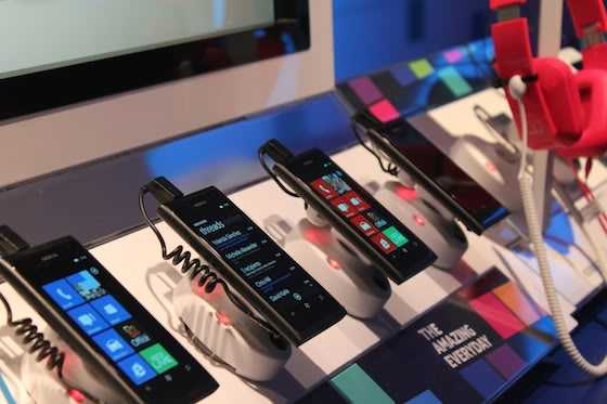 The Lumia 800 and Lumia 710 are now officially available