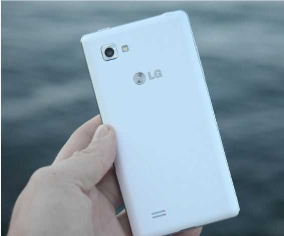 LG Optimus 4X HD camera quality