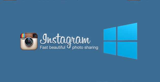 Instagram alternative for Windows Phone