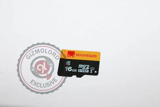 Strontium Class 10 microSD