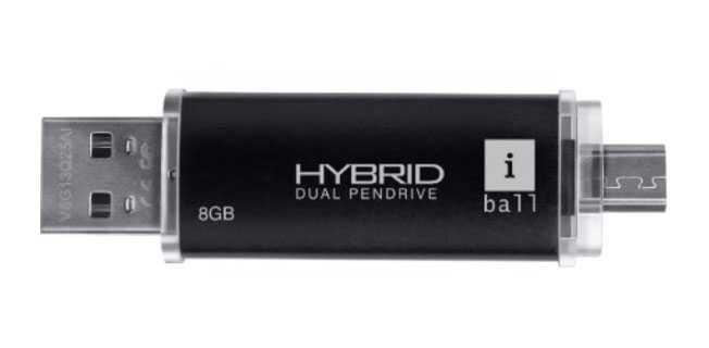 iBall Hybrid Pendrive