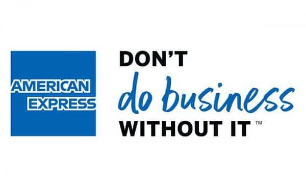 American Express brand logo